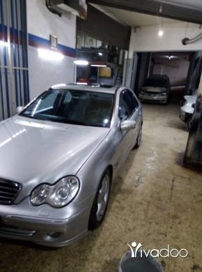 Mercedes-Benz in Beirut City - C230 compressor