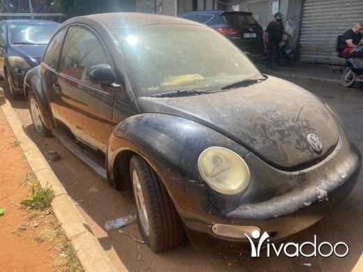 Volkswagen in sakiet al-janzeer - Beetle