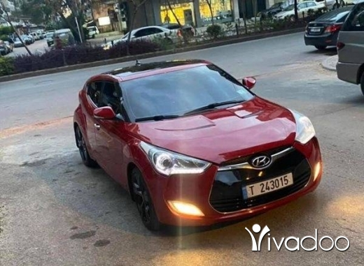 Hyundai in Tripoli - Veloster 2013 full