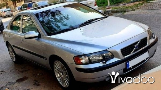 Volvo in Beirut City - Volvo s60 T5