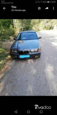 BMW in ainab - بي ام بوي ٣٢٠