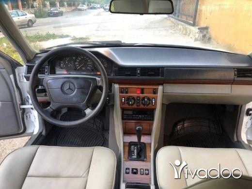 Mercedes-Benz in Beirut City - مرسيدس E200 model 95