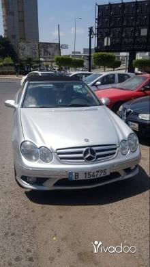 Mercedes-Benz in Metn - Mercedes CLK 350