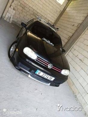 Volkswagen in Beirut City - Golf 4 model 2002