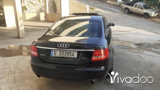 Audi in Jbeil - audi a6 2006