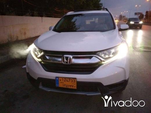 Honda in Chiyah - سيارة هوندا