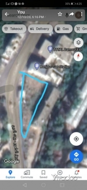 Land in Damour - ارض للبيع في الدامور طريق عام بيت الدين