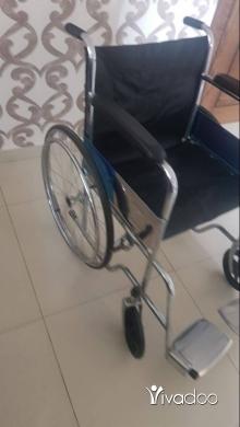 Transport in Zouk Mikaël - wheel chair
