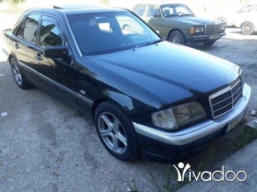 Mercedes-Benz in Tripoli - Mercedes  C280
