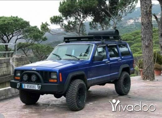 Jeep in Sin El Fil - Jeep Cherokee