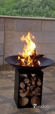 Tradesmen & Construction in Kahaleh - barbeque chimney  firepit stone sink firetoolset oven