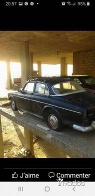 Volvo in Beirut City - volvo 121