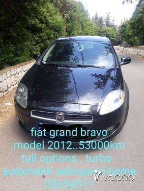 Fiat in Berj Hammoud - bravo 2012