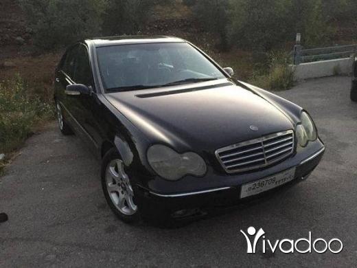 Mercedes-Benz in Bourj el Barajneh - C240 2001