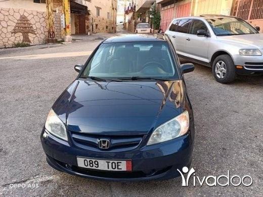 Honda in Tripoli - Honda Lx model 2004 full options
