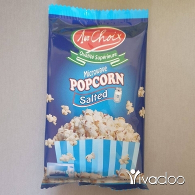 Food & Drink in Beirut City - Popcorn