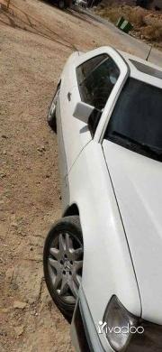 Mercedes-Benz in Tripoli - مرسيدس ٣٠٠ كوبيه