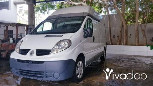 Renault in Jdeideh - Renault trafic 2.0 16V highroof model 2014