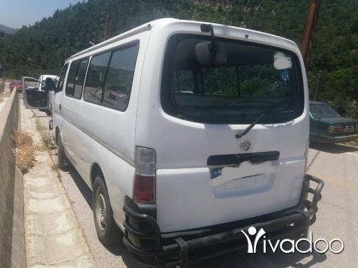 Nissan in Jdaide - NISSAN URVAN