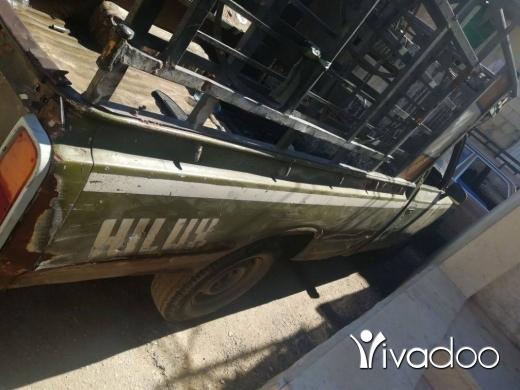 Vans, Trucks & Plant in Al Beddaoui - بيكاب هيلوكس ٥ شناكل موتير وفيتاس نضاف ومقطوع ٢٠٢١
