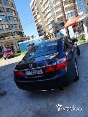 Honda in Tripoli - Honda accord model 2013