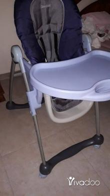 Baby & Kids Stuff in Hadeth - كرسي للأكل
