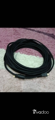 Computers & Software in Beirut City - HDMI cable 15 meter تبديل على مفتاح جنط سيارة