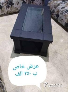Home & Garden in Tripoli - طاولة نص