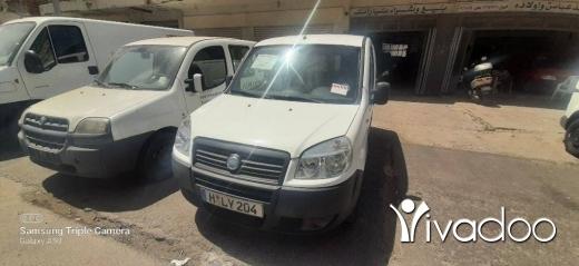 Vans, Trucks & Plant in Al Bahsas - fiat doblo model 2010