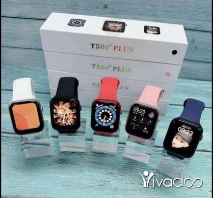 Other Goods in Beirut City - Smart watch T500 plus - تعمل على نظام IOS أو Android. - استقبال المكالمات و الرسائل. - برنامج احتسا
