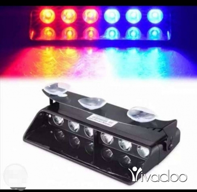 Car Parts & Accessories in Jounieh - red blue flashing light for car