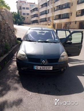 Renault in Beirut City - renault Clio 2007