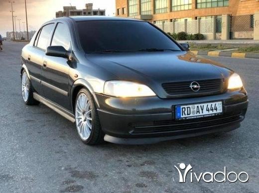 Opel in Tripoli - Opel astra