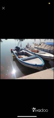 Sports, Leisure & Travel in Beirut City - Fishing Boat WITH PARKING Dora for sale $5,700 مركب مسجل صيد مع مربط ميناء دوره 03593308