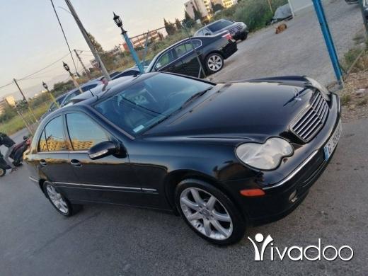 Mercedes-Benz in Tripoli - C 230 kompressor Black