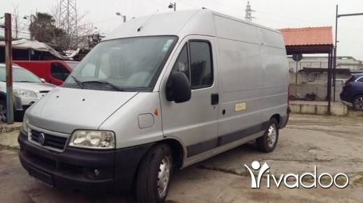 Vans, Trucks & Plant in Sad el-Baouchrieh - Van Fiat