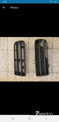 Car Parts & Accessories in Sour - lower bumper grills golf 4