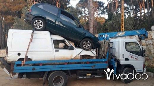 Car Parts & Accessories in Barja - نشتري جميع انواع السيارات السعر حسب السيارة والكميونات والحفارات للكسر وبأحسن الاسعار ٧١٩٢٣٨٩١