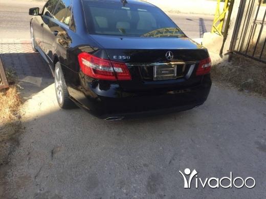 Mercedes-Benz in Beirut City - Mercedes E350 clean carfax
