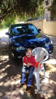 Mazda in Akkar el-Atika - مزدا ٦٢٦ موديل ٢٠٠٠
