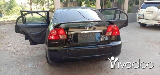 Honda in Nabatyeh - هوندا سيفيك