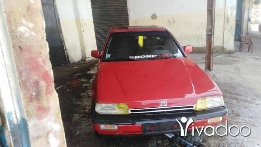 Honda in Tripoli - Honda acoord model 87