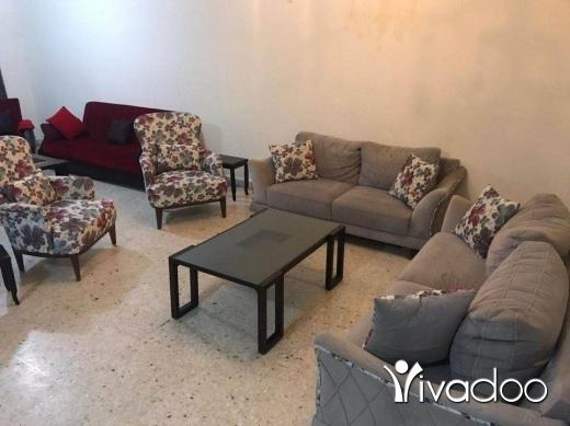 Apartments in Saida - شقه مفروشه للإيجار مساحة 150 م٢ مع كل الخدمات صيدا دلاعه في وسط المدينة مثل أوتيل موتيل Tel 70738