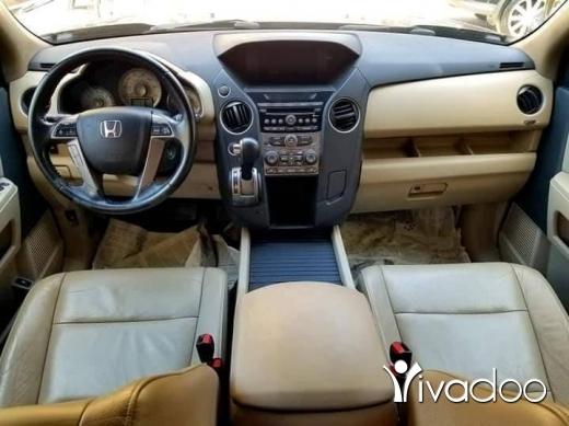 Honda in Tripoli - Honda Pilot EX-L 2013