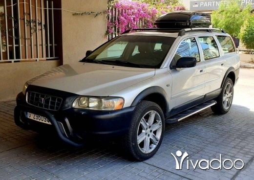 Volvo in Beirut City - Xc70 cross country