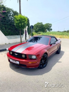 Ford in Tripoli - 2009 Ford Mustang V6 4.0L Convertible