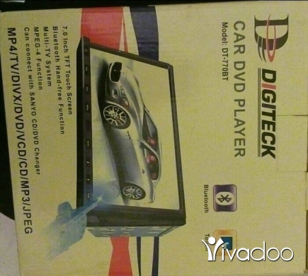 Car Parts & Accessories in Khalde - dvd شاشة دي في دي مش مستعملي بيركبله كا ميرا فلاش ميخ7