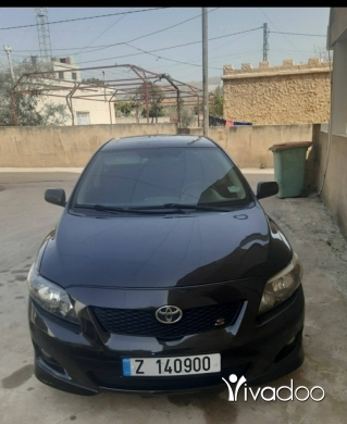 Toyota in Ghazzeh - corolla s