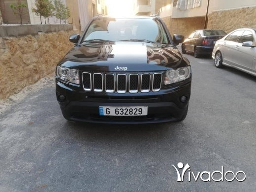 Jeep in Beirut City - Jeep COMPASS 2011 Limited