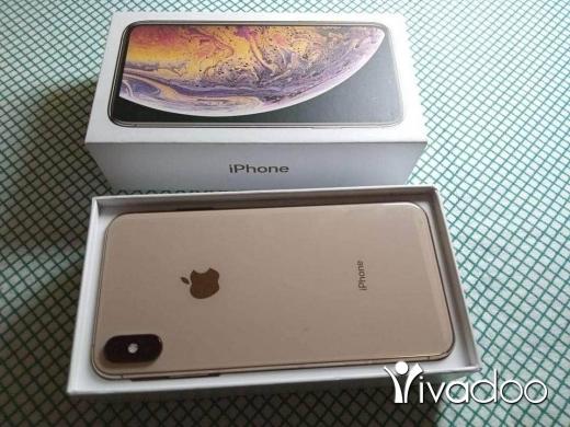 Phones, Mobile Phones & Telecoms in Hermel - Iphone X S Max GOLD